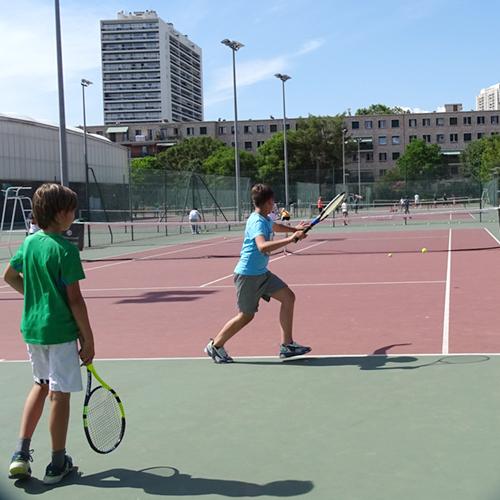 CSM Tennis - école de tennis à Marseille enfants et adultes